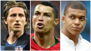 Quem vai ser o melhor jogador do mundo em 2018?