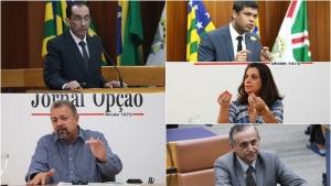 Jorge Kajuru é apontado como o vereador mais atuante dos primeiros meses