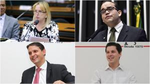 Confira como votaram os deputados de Goiás na denúncia contra Temer