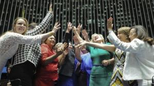Em 2020, mulheres deverão ocupar ao menos 30% das filiações partidárias
