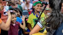 Governador distribui 18 mil brinquedos em Anápolis