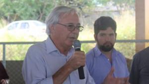 Em Aragoiânia, Nauginel nega que vai apoiar ex-prefeito Luizão para 2020
