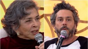 Betty Faria critica mulheres que pedem pensão, Nero rebate e climão repercute na web