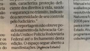 """""""Jornalismo-telefônico"""" impede """"O Popular"""" de colocar repórteres nas ruas para ouvir fontes"""