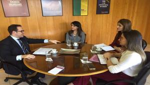 Rede de apoio a mulheres é fortalecida na OAB, diz Lúcio Flávio