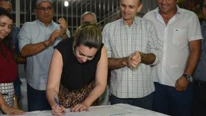 Prefeitura de Palmas lança obras da Avenida Palmas Brasil Norte