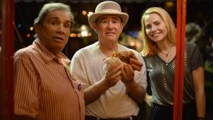 """Em seu novo filme, os """"vai-idosos"""" Didi e Dedé mostram que ainda conseguem cativar seu público"""