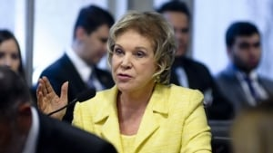 Michel Temer volta a sondar Marta Suplicy para o comando do Ministério da Cultura