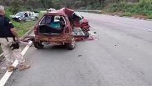 Fim de semana começa com mortos e feridos nas rodovias goianas
