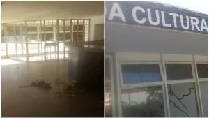 Prefeitura de Goiânia abandona Palácio da Cultura, na Praça Universitária