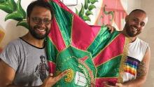 Pastor vai participar de carnaval e ajudar a compor enredo da Mangueira