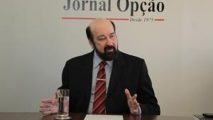 Paulo Beringhs anuncia apoio a Caiado e deve se desfiliar do Patriota
