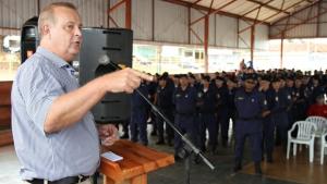 Prefeito entrega 22 veículos à Guarda Civil Metropolitana no lançamento do Goiânia + Segura