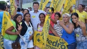 Eleitores de Porangatu já chamam Pedro Fernandes de Pedro Prefeito. Eronildo diz que está no páreo