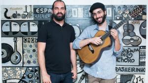 Sister Rosetta recebe o Duo de Viola Caipira e Baixo Elétrico