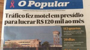 Crise na imprensa: O Popular extingue a edição impressa de domingo