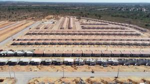 Governo de Goiás e Ministério das Cidades entregam 200 novas moradias em Porangatu