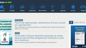 Orientação é para que cidadãos busquem serviços online durante a pandemia