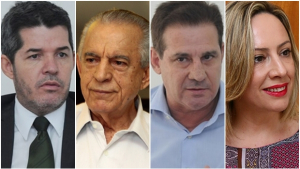 Iris, Waldir, Vanderlan e Adriana têm vantagem, mas eleição está aberta