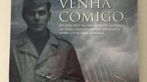 Livro resgata história de pracinhas mineiros que lutaram na II Guerra Mundial contra o nazi-fascismo