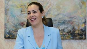 Cinthia Ribeiro tem de ganhar musculatura para enfrentar as eleições