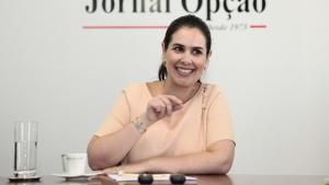 Priscilla Tejota acredita que chegada Sabrina Garcês no PSD fortalece candidatura de vereadores