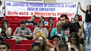 Vereadora pede explicações ao MP após Gestão Iris descumprir TAC da Educação