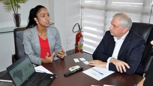 Governo e BNDES discutem parceria e financiamento de obras estruturantes