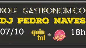 Quintal leva Rolê Gastronômico para Retrô Foods & Drinks