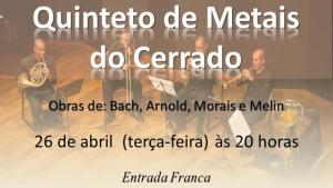 Série Músicas realiza concerto no Centro Cultural da UFG
