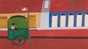 """R³ Gabinete de Arte  recebe a mostra """"D.J. Oliveira: referência modernista"""""""