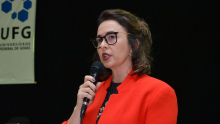 Roselma Lucchese, reitora recém empossada da UFCAT, fala sobre planos para instituição