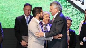 Quatro políticos cobiçam — desde já — a vice de Ronaldo Caiado