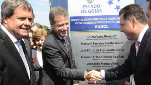 Com ministro da Saúde, Hugol é oficialmente inaugurado nesta segunda-feira