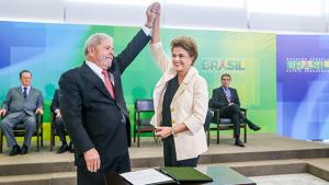 Balcão de negociatas Brasil