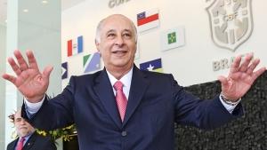 Presidente da CBF diz que não vai renunciar ao cargo