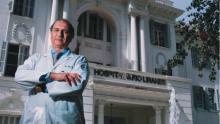 Médico Raul Cutait, do Sírio-Libanês, está internado na UTI com Covid-19