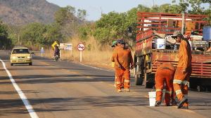 TO-030, entre Taquaralto e Taquaruçu, ganha prioridade em programa de sinalização viária