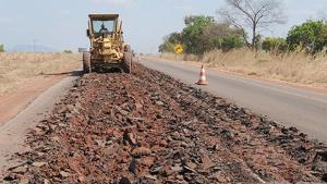 Governo assina Ordem de Serviço para reconstrução de rodovias