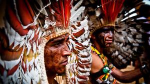 Jogos Mundiais Indígenas em Palmas são destaque na BBC de Londres