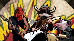 Com 17 bandas, o Rock in Roça recebe doações para o Cevam