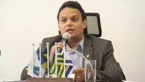 Câmara de Vereadores de Águas Lindas mantém Rogemberg na presidência