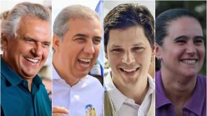 Caiado fala para os eleitores e não prega o apocalipse: eis seu segredo
