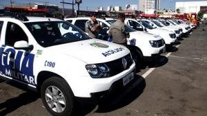Zé Eliton dá início às operações da Força Segurança Unificada Goiás Seguro