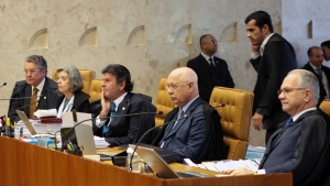 Ministros do STF discordam sobre ordem de votação do impeachment