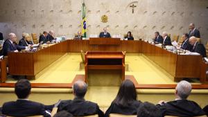 STF sofre com decisão frágil sobre prisão após condenação em segunda instância