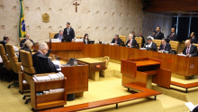 Após ação do Podemos, STF questiona lei que estabelece mudanças nas regras eleitorais