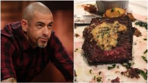"""Cliente relata chilique de jurado do Masterchef: """"Disse que eu não sei comer carne"""""""