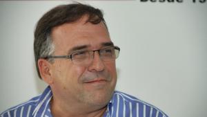 """""""Nosso objetivo é não deixar mais faltar sangue para quem precisa em Goiás"""", diz Sandro Mabel"""