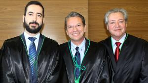 Celmar Rech é eleito presidente do Tribunal de Contas do Estado de Goiás